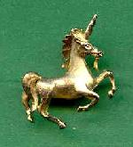 Unicorn Lapel Pin